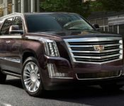 2020 Cadillac Escalade Msrp Availability Ny Esv New York Auto Show