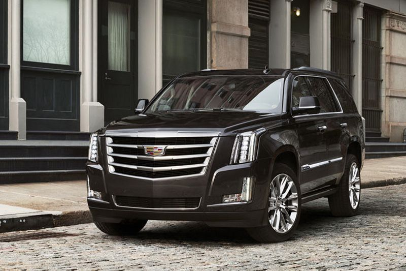 2020 Cadillac Escalade Picture New All New Black Build Changes