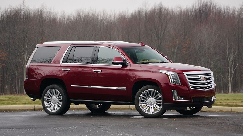 2020 Cadillac Escalade Platinum Price Colors Specs Esv Price White