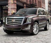 2020 Cadillac Escalade Sport Edition Hybrid Suv Black Auto Show