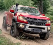 2020 Chevy Colorado Changes Towing Capacity Interior For Sale 4x4