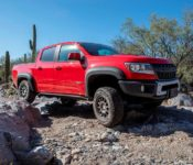 2020 Chevy Colorado Redesign Changes Specs Truck Sunroof Images