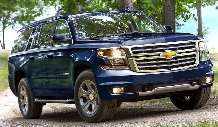 2020 Chevy Suburban Photos Of Pics Pictures Spy Photos Reveal