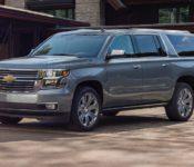 2020 Chevy Suburban Premier Ltz Rst Interior Diesel