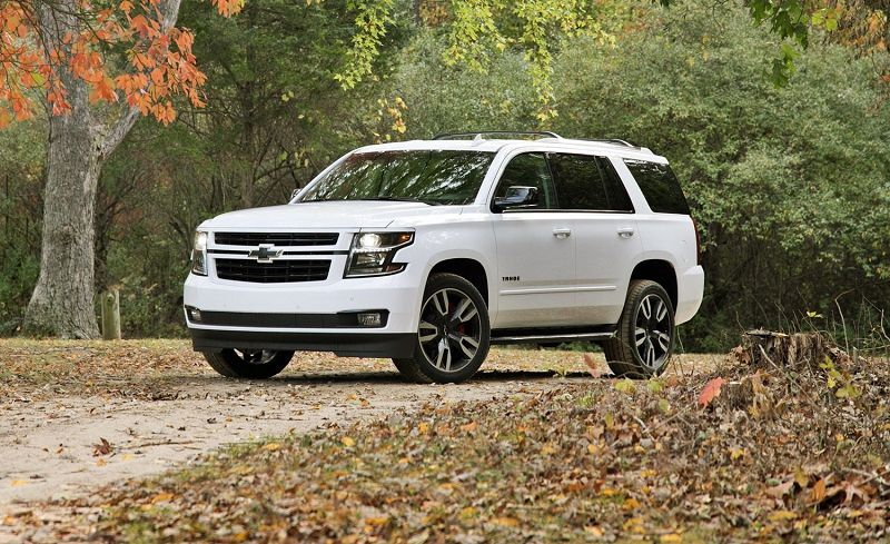 2020 Chevy Tahoe Police Package Photos Concept Spy Photo ...