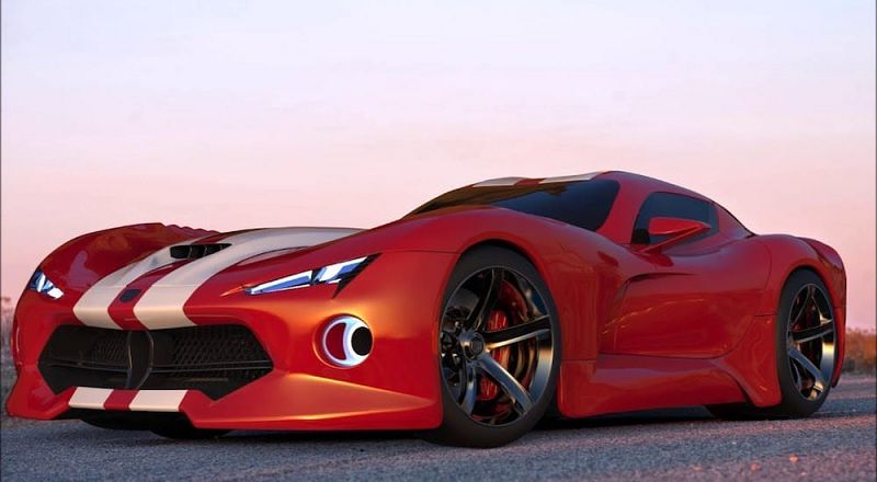 2020 Dodge Viper New New For Sale Gts