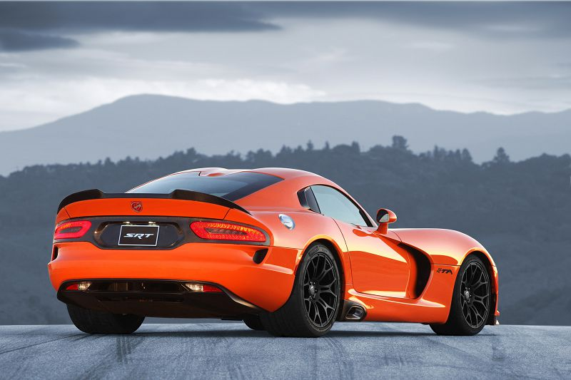 2020 Dodge Viper Srt 10 Pics Engine