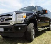 2020 Ford Excursion Commercial Interior