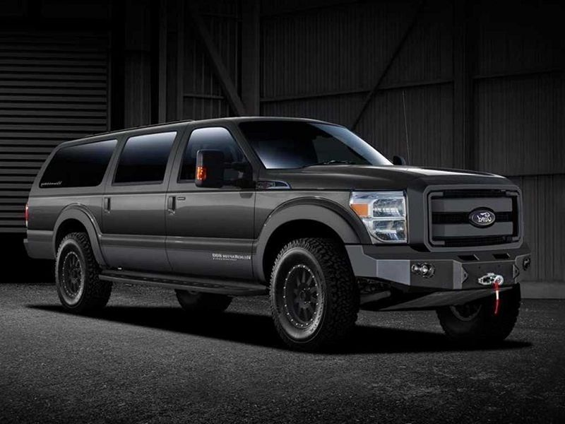 2020 Ford Excursion New Price