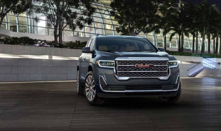 2020 Gmc Yukon At4 Xl Slt Xl Pictures For Sale Changes Concept