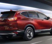 2020 Honda Cr V Hybrid Mpg Usa Release Facelift Updates