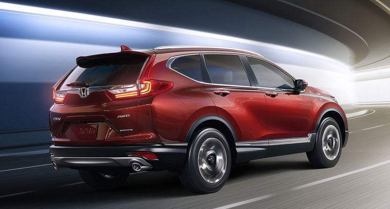 2020 Honda Cr V Hybrid Mpg Usa Release Facelift Updates