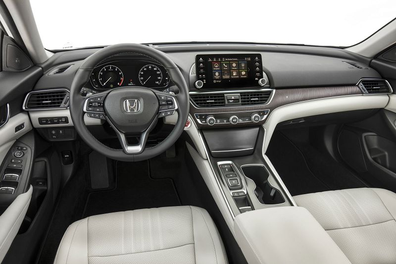 2020 Honda Cr V Photos Interior Exl Reviews Interior Pictures