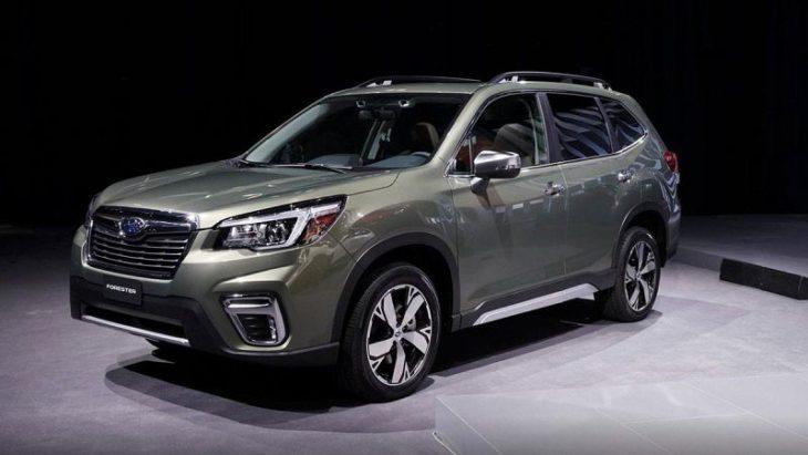 2020 Subaru Forester Colors Sport Hybrid Sti Release Date