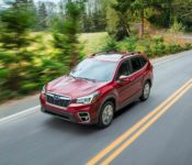 2020 Subaru Forester Parking Assistance Cost Specs Release Touring Colors