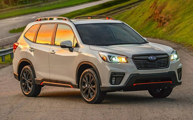 2020 Subaru Forester Redesign Turbo Review And Engine Options >> 2020 Subaru Forester Pictures Premium Turbo New Colors