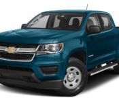 New 2020 Chevy Colorado