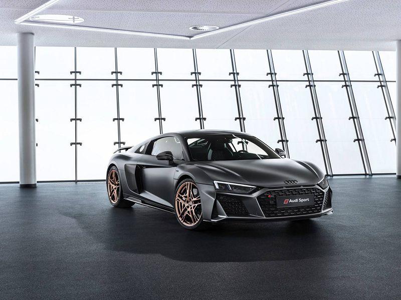 2020 Audi R8 Convertible V10