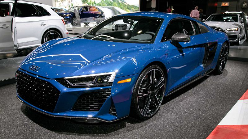 2020 Audi R8 Reviews Wallpaper
