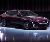 2020 Cadillac Ct5 Colors Debut