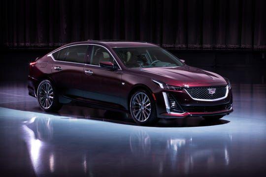 2020 Cadillac Ct5 Colors Debut