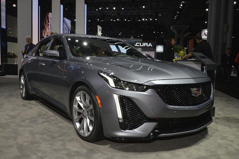 2020 Cadillac Ct5 Dimensions Colors