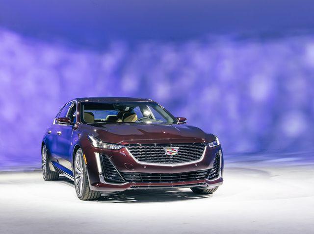 2020 Cadillac Ct5 Interior Specs