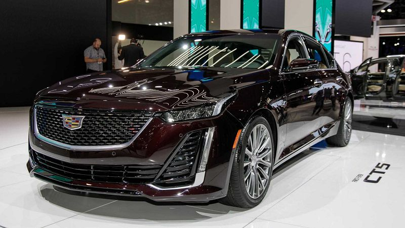 2020 Cadillac Ct5 Reviews Release Date