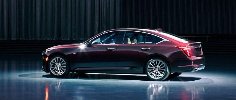 2020 Cadillac Ct5 V Price