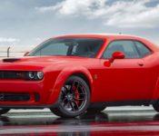 2020 Dodge Challenger Hellcat Redeye Widebody Convertible