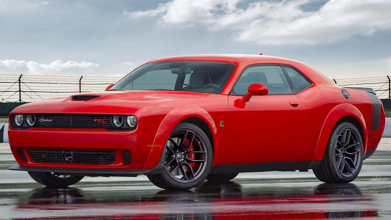 2020 Dodge Challenger Hellcat Redeye Widebody Convertible