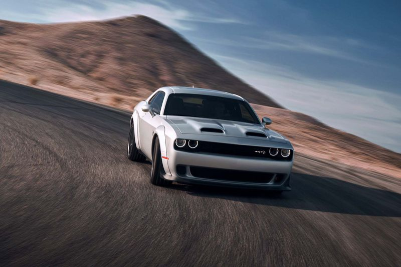 2020 Dodge Challenger Pictures Release Date
