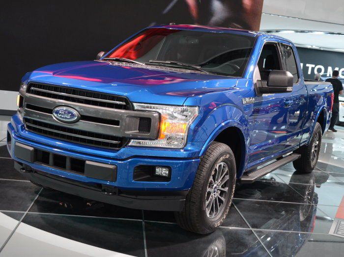 2020 Ford F 150 Crew Cab Color Chart Cost Exterior Colors Diesel Mpg