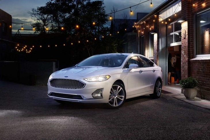 2020 Ford Fusion Black Build And Price Velocity Blue Changes Cost