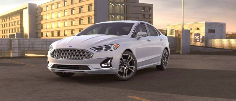 2020 Ford Fusion Hybrid Review Inside Images Interceptor