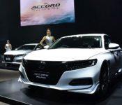 2020 Honda Accord Black Blue Body Style Build Changes Custom
