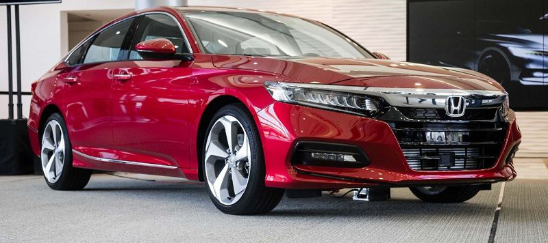 2020 Honda Accord Full Option Gas Mileage Price Release Date Mpg Hybrid Changes