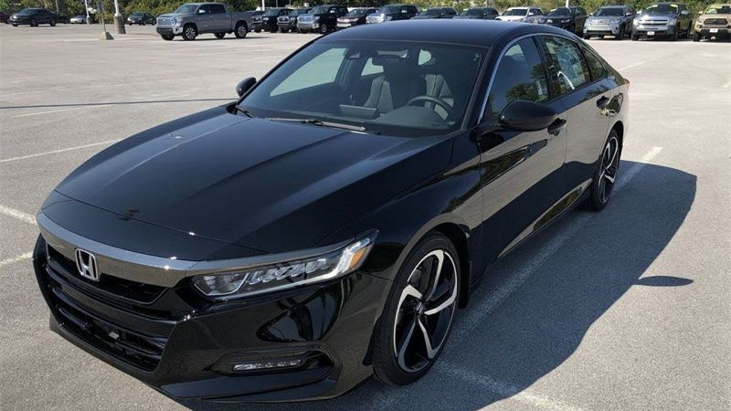 2020 Honda Accord Interior Pictures Inside Sport Interior Red Interior Japan Limited Edition