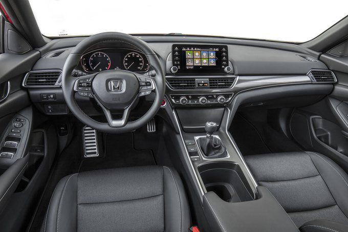 2020 Honda Accord Mileage Sport Touring Review Hybrid Redesign