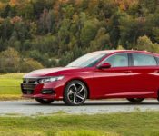 2020 Honda Accord Sport Hybrid Touring Coupe Review Exl New Design