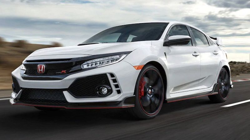 2020 Honda Civic Type R Awd For Sale