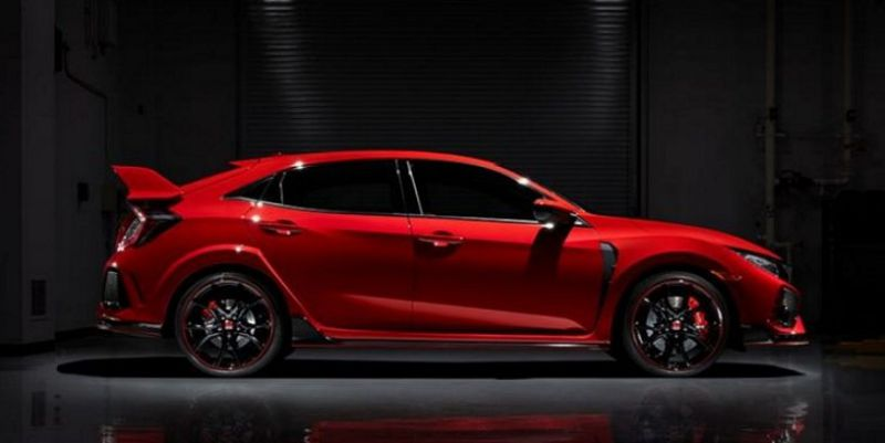 2020 Honda Civic Type R Coupe 0 60