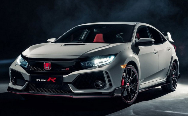 2020 Honda Civic Type R Fk 8 Future 0 To 60 Review