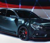 2020 Honda Civic Type R Hatchback Interior