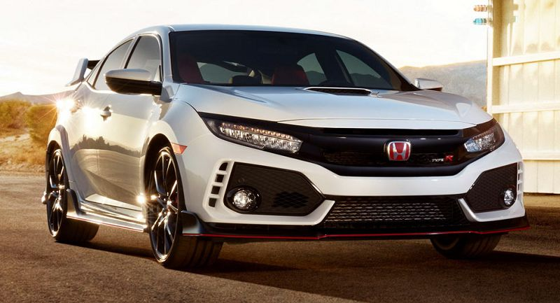 2020 Honda Civic Type R Specs Price Automatic Transmission Yellow