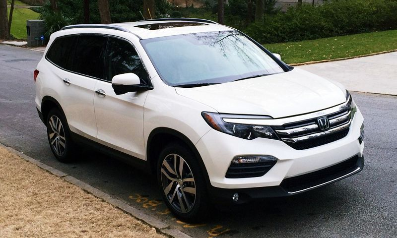 2020 Honda Pilot Features Gas Mileage Gear Shift Release Date Hybrid Mpg