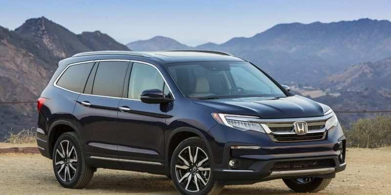 2020 Honda Pilot Lx Hybrid Black Edition Interior Changes Commercial