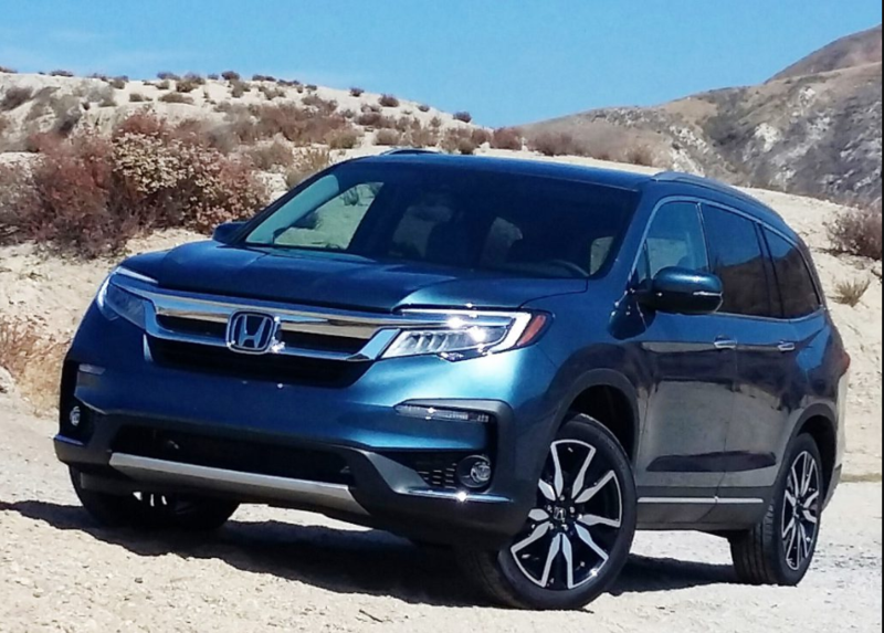 2020 Honda Pilot New Features New Nueva Plug In Hybrid Pictures