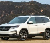 2020 Honda Pilot Photos Phev Pics Release Rumors