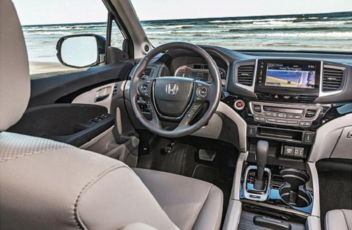 2020 Honda Ridgeline Hybrid Hybrid Mpg Images Interior Volume Knob Trim Levels